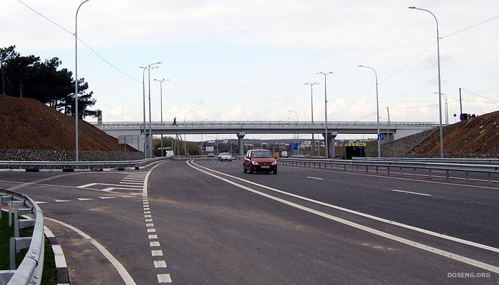 Большинство севастопольских дорог находится в неудовлетворительном состоянии