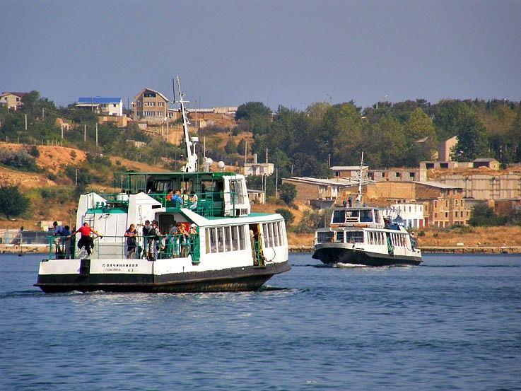 В Севастополе хотят запустить катера по новым маршрутам