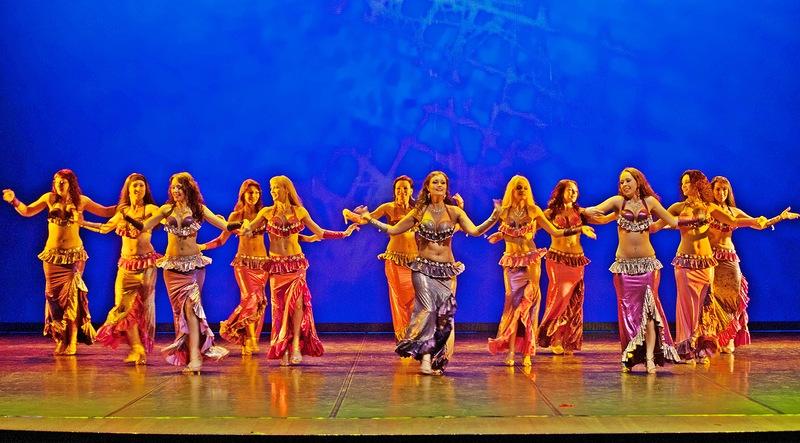 В Феодосии пройдет танцевальный фестиваль «Великий шелковый путь»