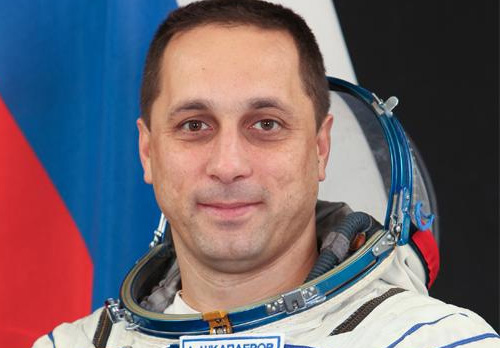 Осенью Крым посетит известный севастопольский космонавт Антон Шкаплеров