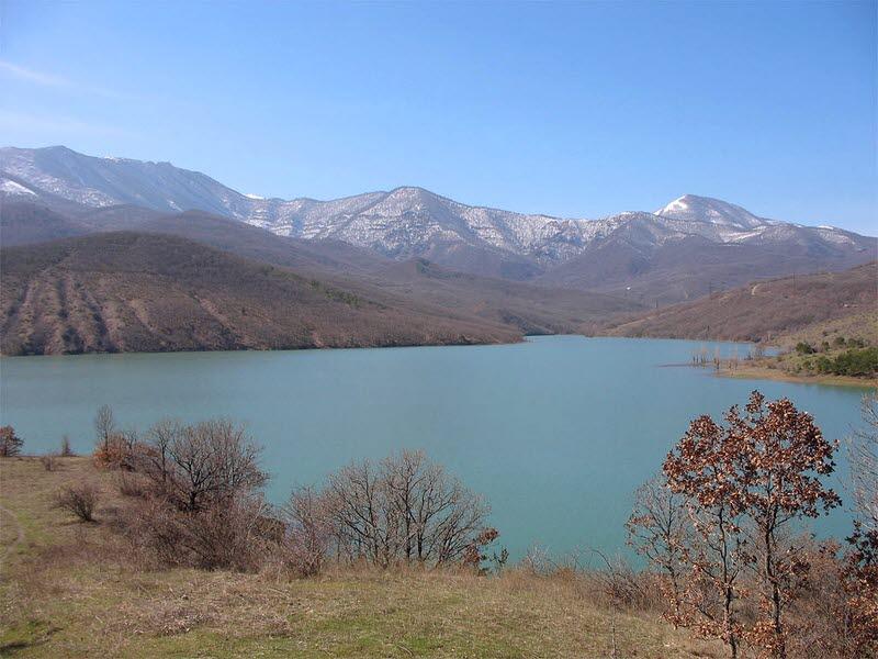 Крымские водохранилища нуждаются в очистке
