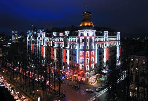 Самые лучшие семейные отели Украины