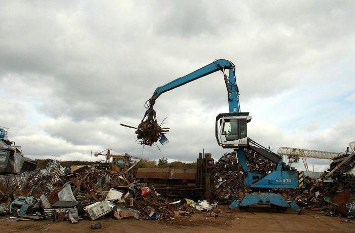 В Крыму получена первая лицензия российского образца на переработку металлолома
