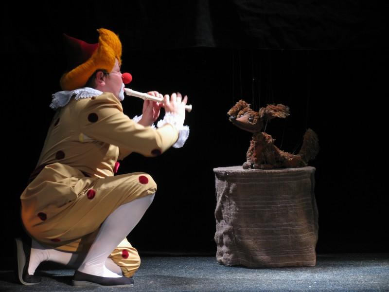 Представления кукольного театра будут проходить на сцене драматического театра