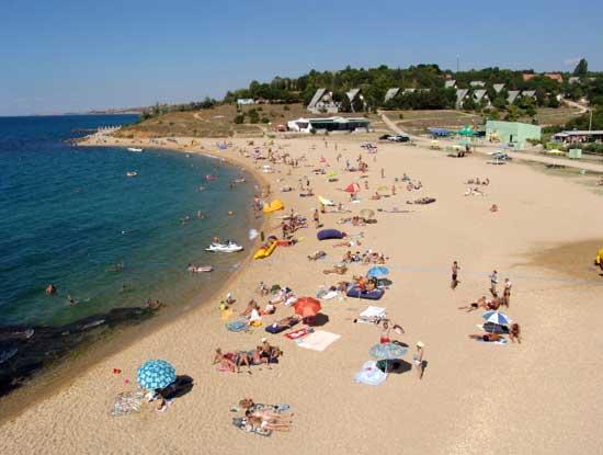 В Севастополе предлагают передать все пляжи предпринимателям