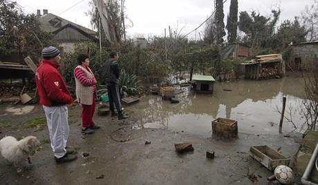 Власти обещают оказать помощь пострадавшим от подтопления в Джанкойском районе уже в ближайшее время