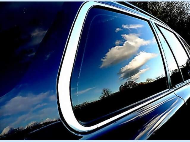 Крымские водители не хотят отказываться от тонированных стекол