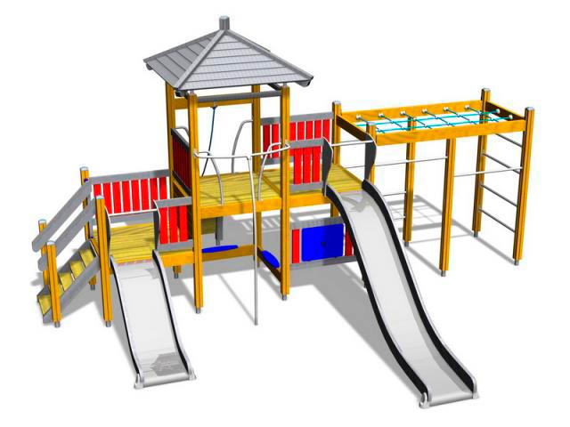 Суд запретил застройку детской площадки в Симферополе