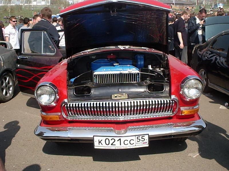 Крымчане смогут посмотреть на тюнингованные автомобили