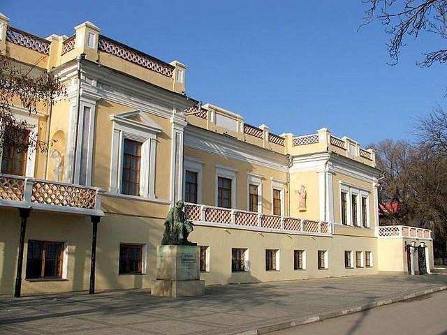 Реставрация галереи Айвазовского обойдется в 170 млн. рублей