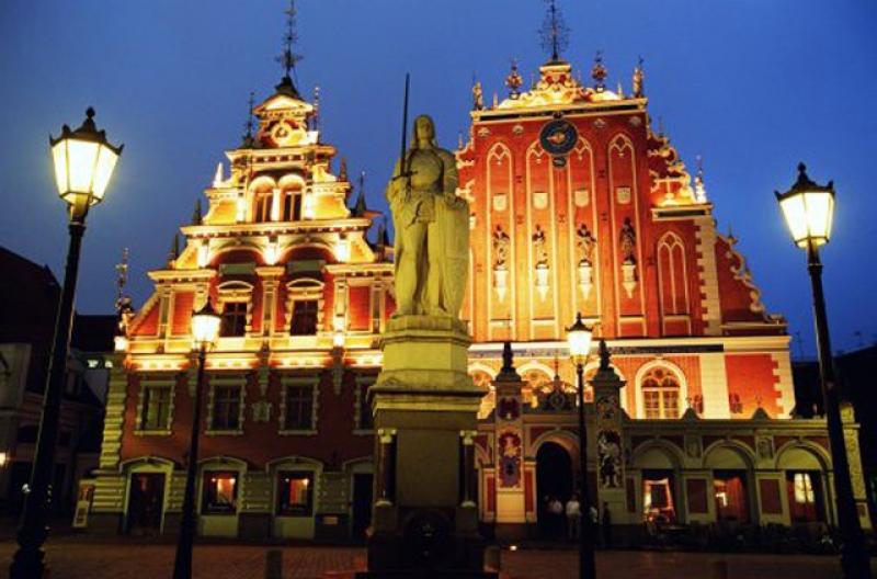 Латвийские туристические фирмы, предлагающие путевки в Крым, подверглись обыскам