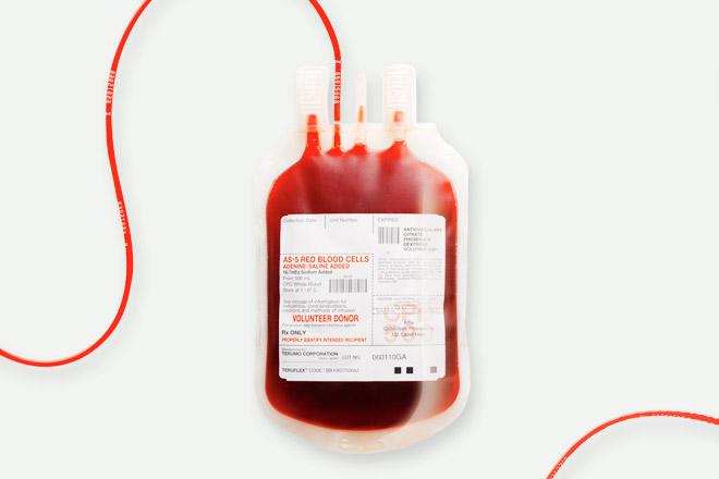Доноры редких групп крови могут помочь онкобольным детям