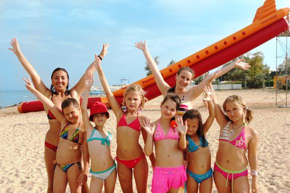 Детские здравницы Крыма загружены лишь на 50%