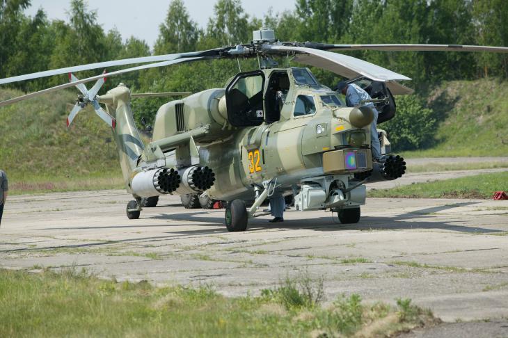 В Крыму пройдут учению Южного военного округа