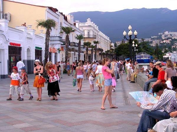 В этом году Крым посетят туристы из 4 стран
