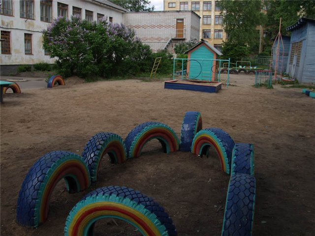 На полуострове закрыто почти 16% детских садов