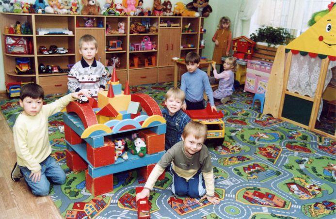 Места в детских садах Симферополя прежде всего будут предоставлять льготникам