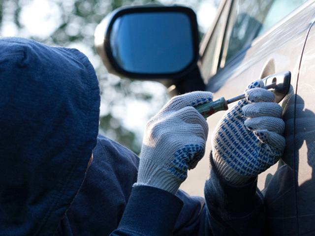 В Симферополе задержана банда угонщиков автомобилей