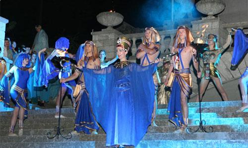 Завтра в Керчи стартует фестиваль античного искусства