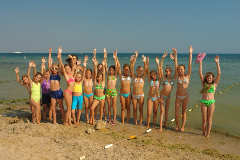 Лишь 55 лагерей в Крыму готовы принимать детей
