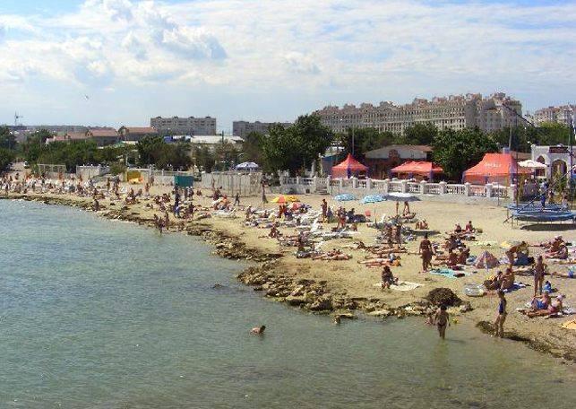 В городском бюджете Севастополя не предусмотрели финансирование пляжей