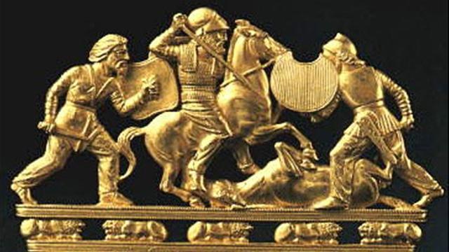 Осенью состоится суд по вопросу возвращения скифского золота на полуостров