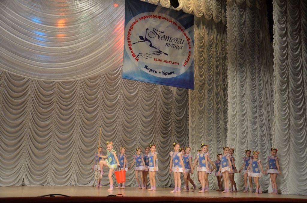 В Керчи пройдет фестиваль «Потоки танца»