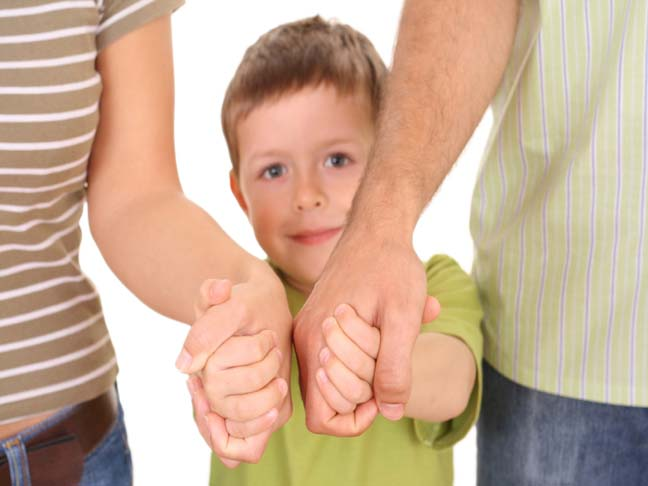 С начала года в Феодосии одного ребенка из детского дома определили в приемную семью