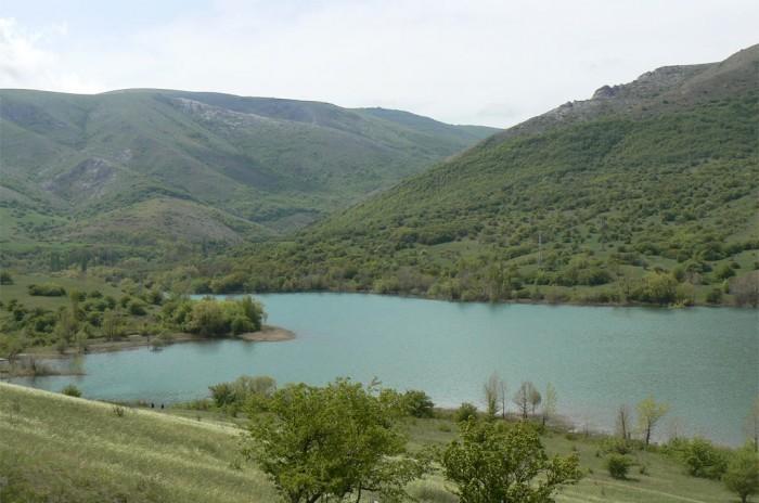 На Южном берегу Крыма питьевой воды хватит на год