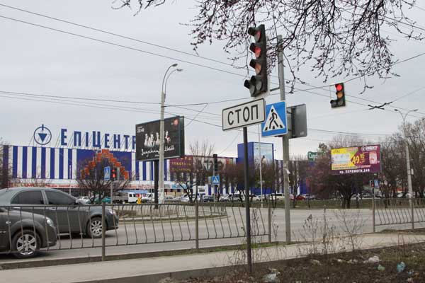 В Симферополе намерены изменить режим работы светофоров
