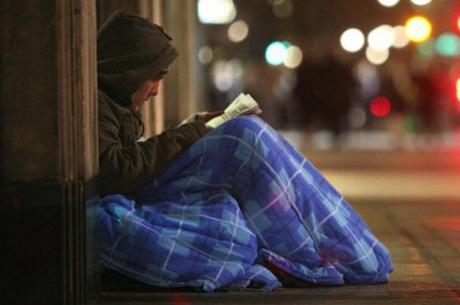 В Крыму проживает больше тысячи бездомных