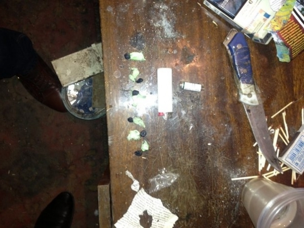 Житель Симферопольского района торговал наркотиками