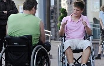 Крымские инвалиды не получали пенсию полгода