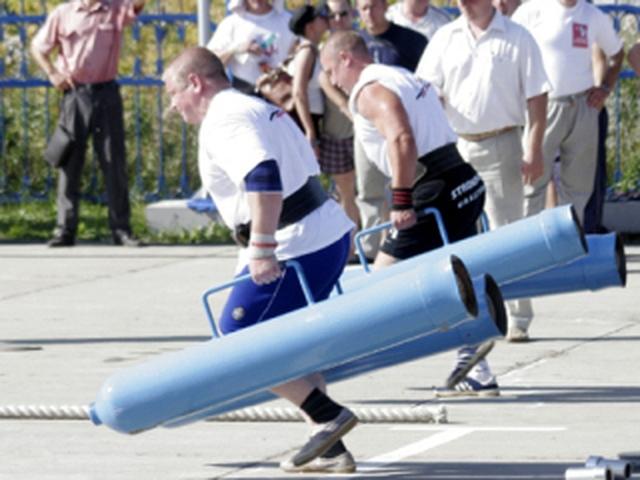 В выходные на ялтинской набережной состоится силовой турнир