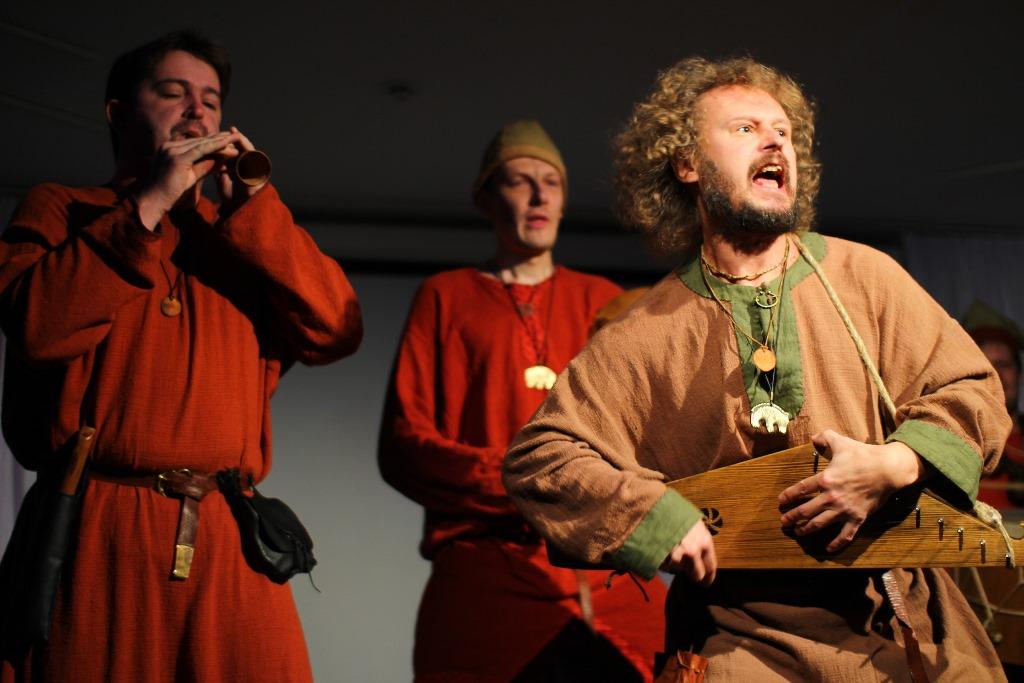 Завтра в Севастополе начнется фестиваль народной музыки