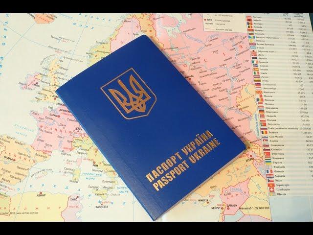 В Крыму пообещали бесплатно обменивать украинские загранпаспорта на русские