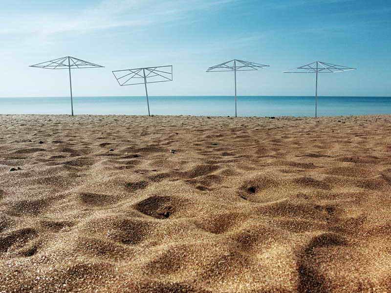 В Евпаторийском районе будут добывать песок, пока это не начнет угрожать местным пляжам