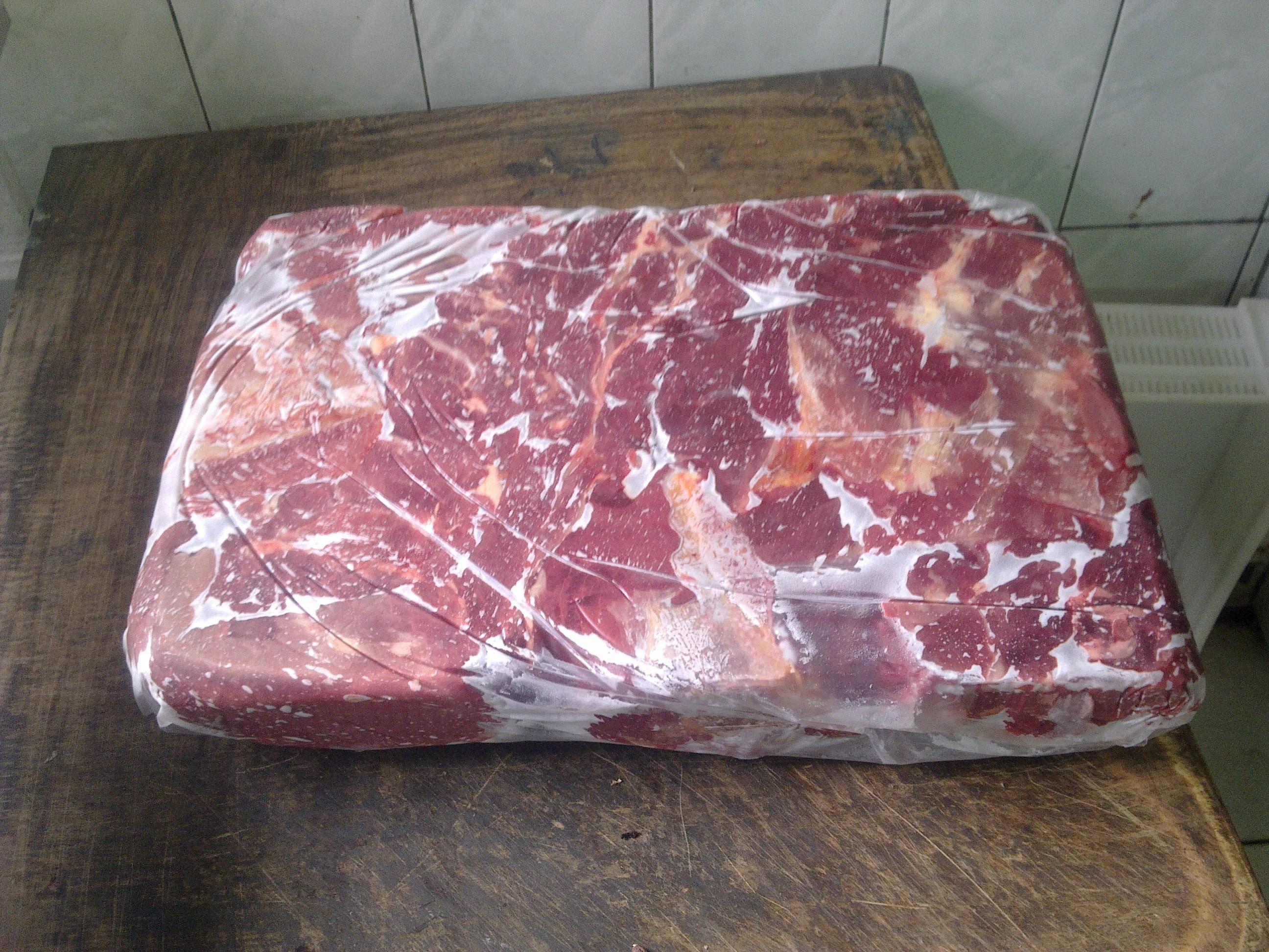 В Крым пытались ввезти недоброкачественную говядину