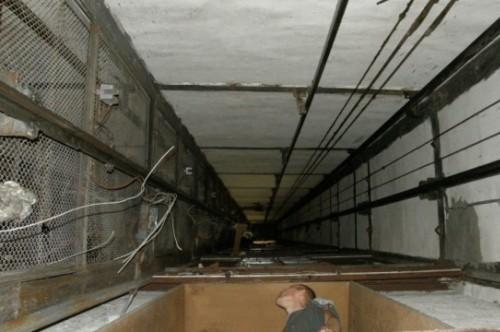 В Симферополе создадут специальную комиссию, которая займется проверкой лифтов