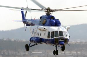 Добраться с материковой России в Крым можно будет на вертолете