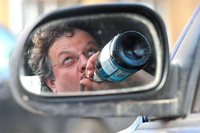 В Севастополе задержан водитель, пытавшийся задавить полицейского