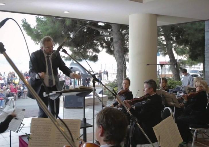 На центральной площади винзавода «Массандра» сыграют «Симфонию Южного Берега»