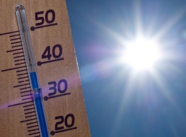 На этой неделе температура воздуха в Крыму поднимется до 35 градусов
