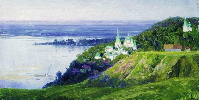 В Севастополь вернулась картина, которую украли 10 лет назад