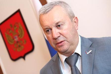 От должности отстранен глава крымского управления ФНС
