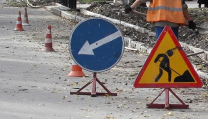 В Симферополе улицу Беспалова будут ремонтировать лишь по ночам