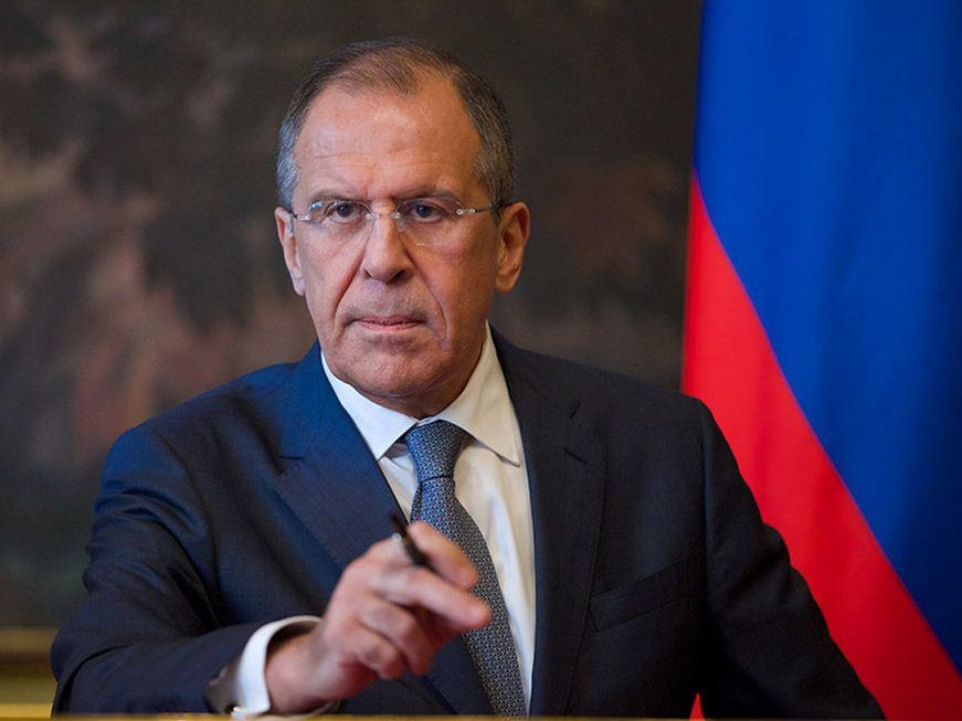 Лавров предлагает запретить россиянам отдыхать в Турции