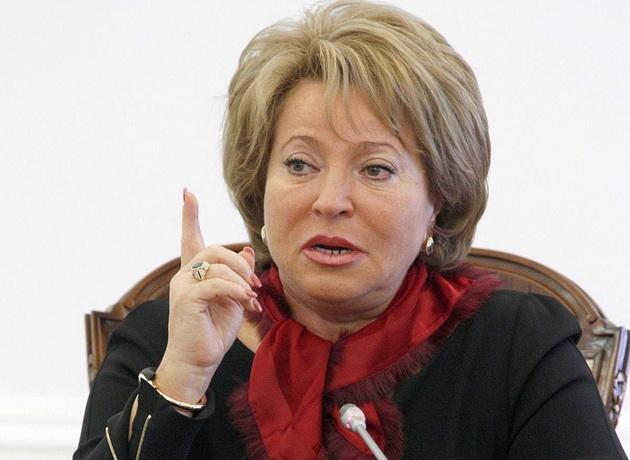 Матвиенко считает, что курортный сезон в Крыму удался