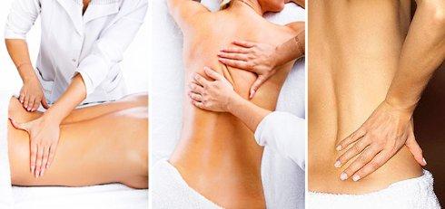 Массаж. Виды лечебного массажа