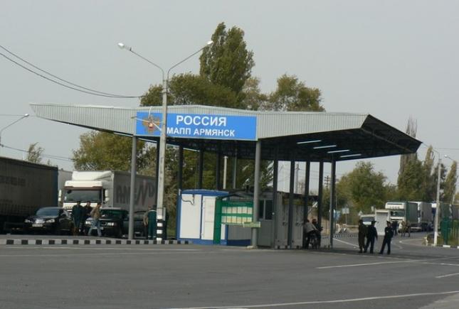 В Крым постоянно пытаются въехать украинцы с проблемными паспортами